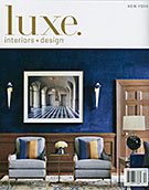 LUXE 2014 Fall Issue